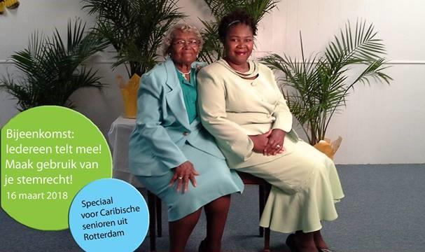 OCAN In actie tegen sociaal isolement Caribische senioren