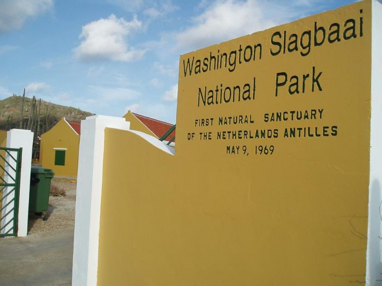 Washington Slagbaai National Park 50 jaar