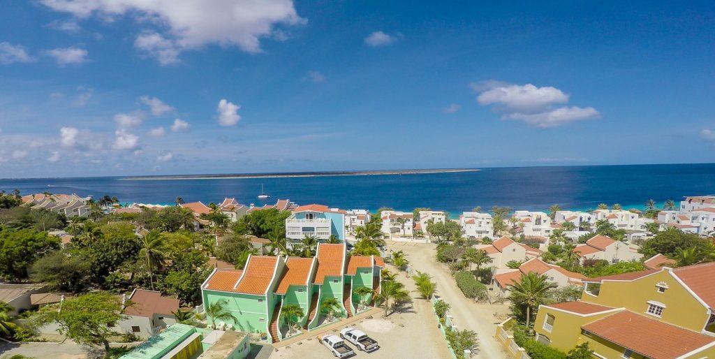 Coral Paradise op Bonaire is het op een na beste kleine hotel in de Cariben