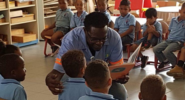 2e editie voorleesdag Stichting Lezen & Schrijven Bonaire