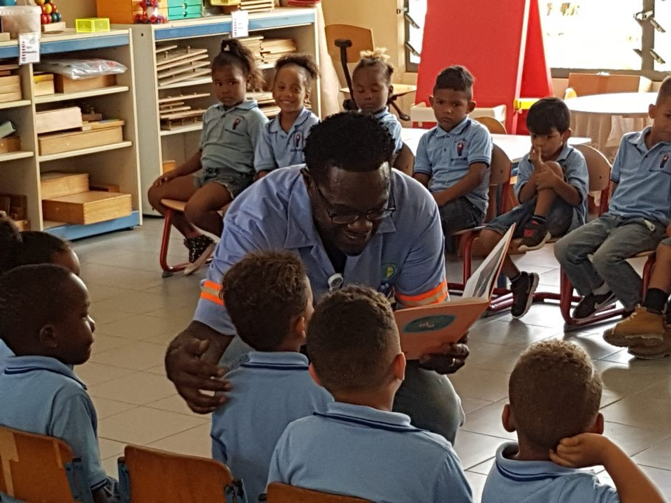 Nationale Voorleesdag voor derde keer op Bonaire