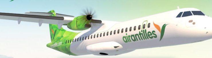 Winair start vluchten naar Bonaire en Aruba