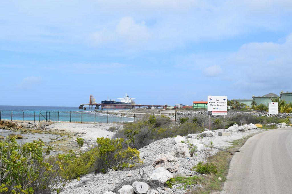 Beslag op assets van de BOPEC- olieopslagterminal op Bonaire