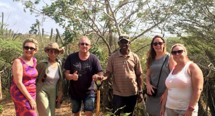 Bonaire ontvangt touroperators uit Duitsland en Nederland