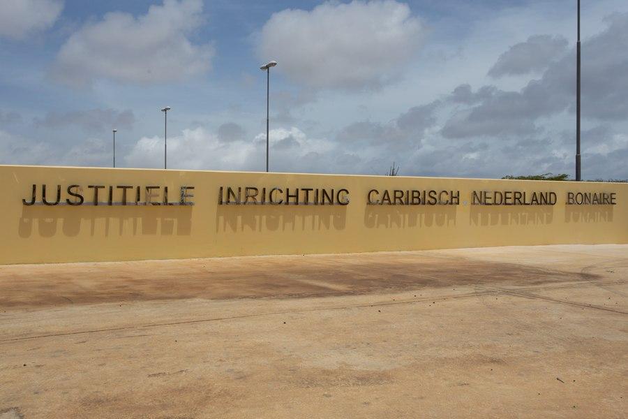 Nieuwe gevangenis voor BES bijna klaar, vandaag is het proefzitten gestart