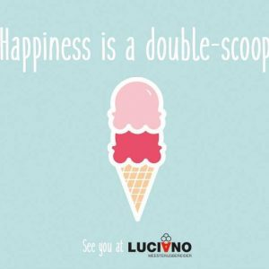 Luciano Bonaire Ontbijt, lunch en heerlijk ijs