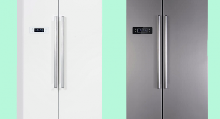 Amerikaanse koelkasten bij MultiMart