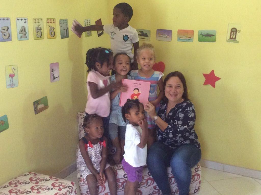 Bonaire voorleesdag 2018 was wederom een groot succes!!