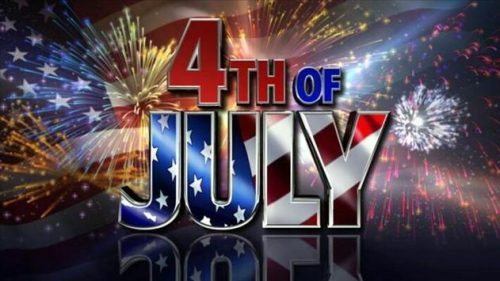 4th of July Buffet en vuurwerk @ Rum Runners Restaurant