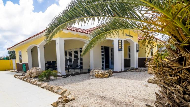 De makelaar op Bonaire die snapt wat een goed uitzicht waard is
