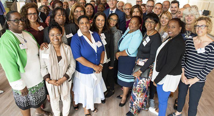 Directeuren en bestuurders Caribisch Nederland in Den Haag