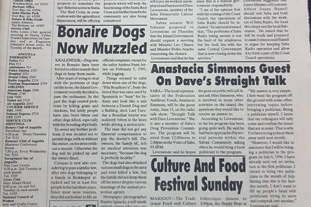 OLB Bonaire slaapt al ruim 22 jaar