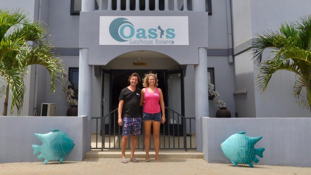Nieuw concept bij Oasis Guesthouse