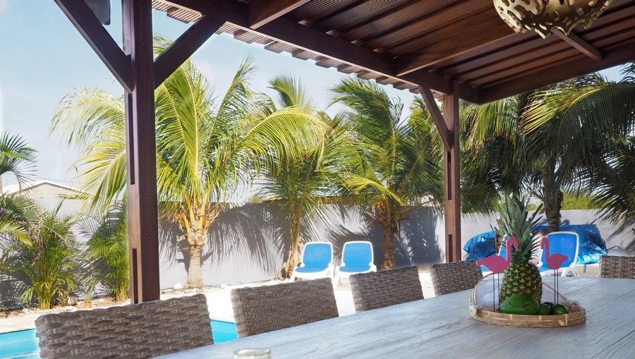 Oasis Guesthouse Bonaire een leuk nieuw concept!