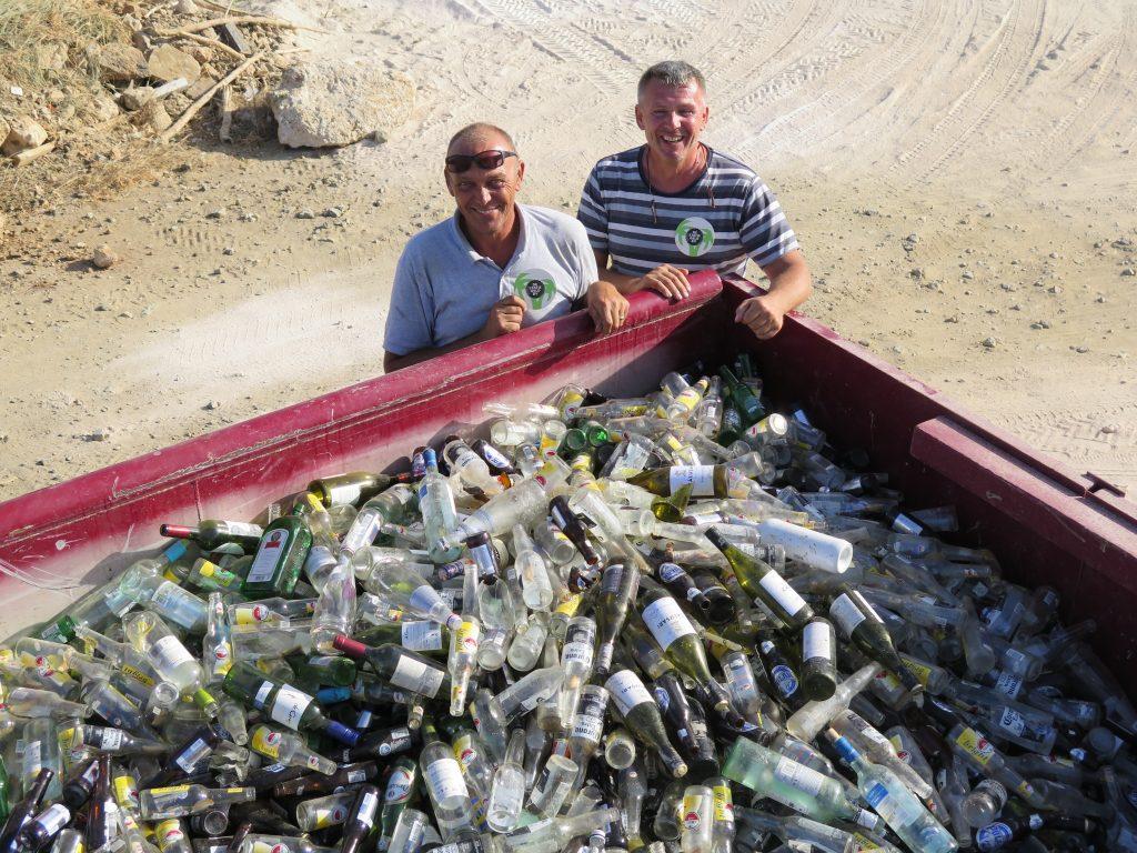 Eerste supermarkt op Bonaire komt met statiegeld fles