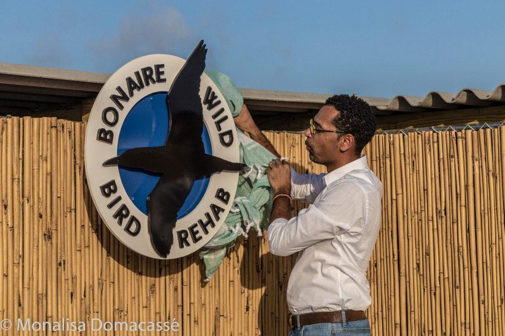 Bonaire Wild Bird Rehab officieel geopend