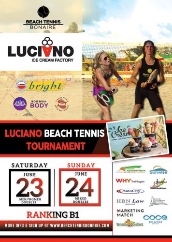 Beach Tennis Tournement @ Coco Beach