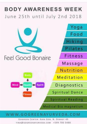 Body Awareness Week Bonaire @ GoGreen Center