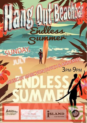 Hang Out Beach Party
