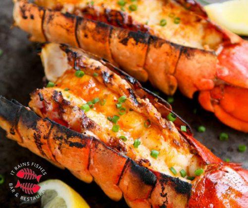 Elke woensdag houtoven dagspecial @ It Rains Fishes Restaurant | Kralendijk | Caribisch Nederland