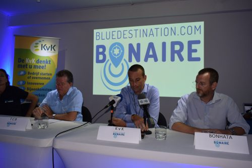 presentation Bonaire Blue Destination