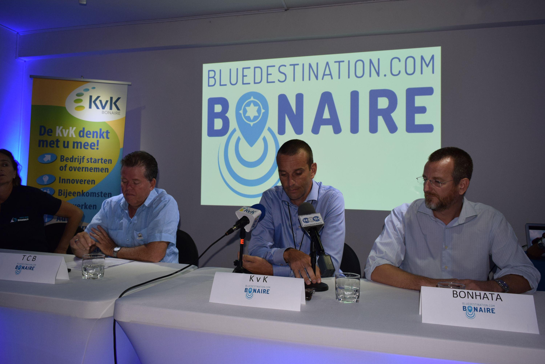 presentation Bonaire Blue Destination
