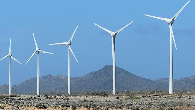 Bonaire verdubbelt in 2021 het aandeel windenergie