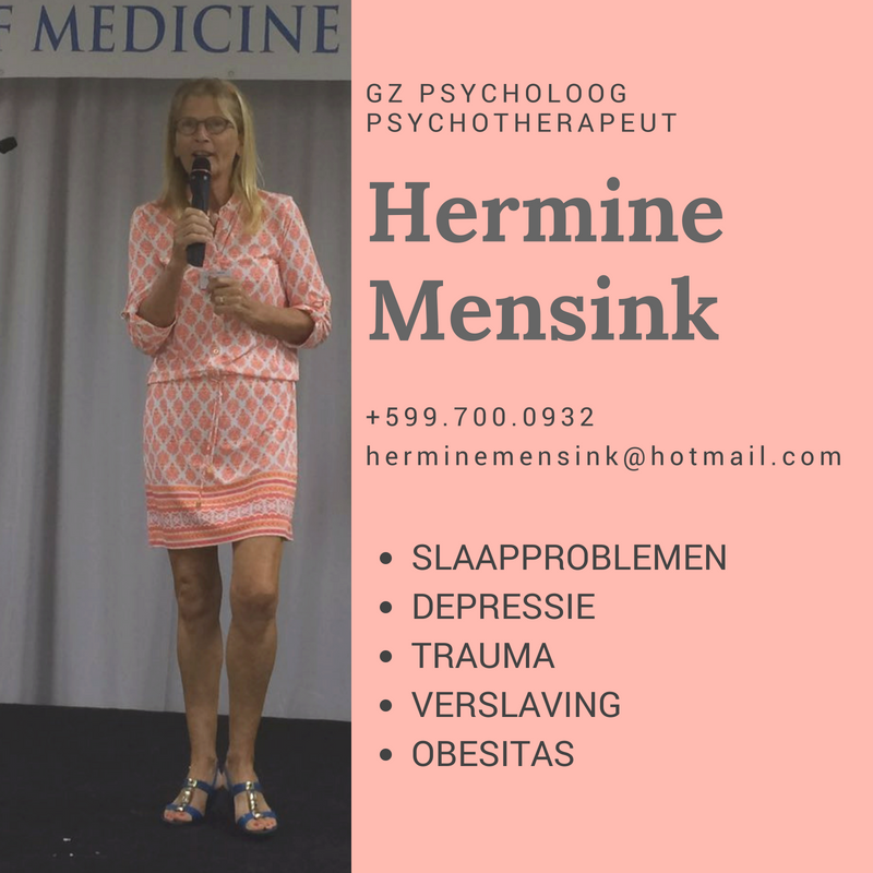Advertentie: Psycholoog/Psychotherapeut