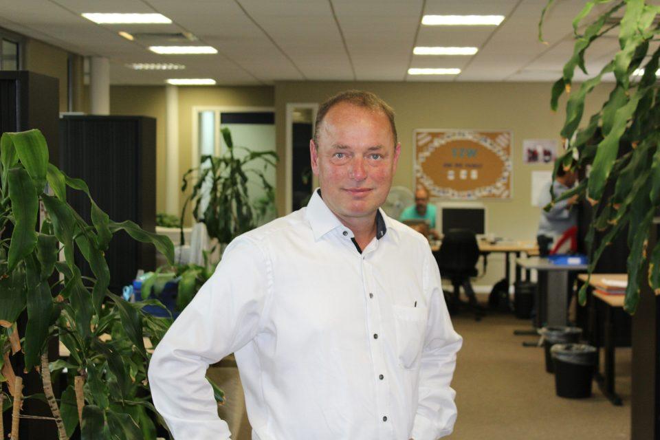 Eric Brakke Nieuw Hoofd SZW