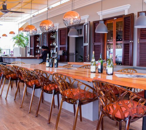 It Rains Fishes Bar en Restaurant