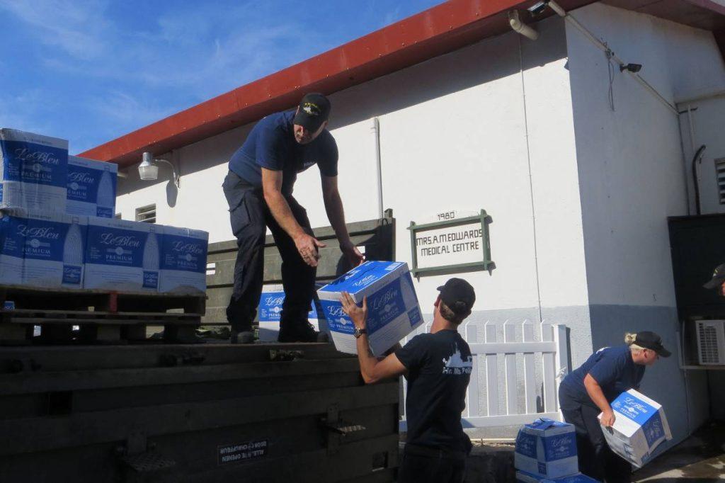 Saba is voor zijn drinkwater niet langer aangewezen op hulp van Defensie