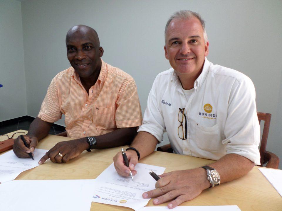 Stichting Mental Health Caribbean en Gezondheidscentrum Bon Bida Bonaire gaan samenwerken