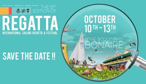 Regatta Bonaire 2018