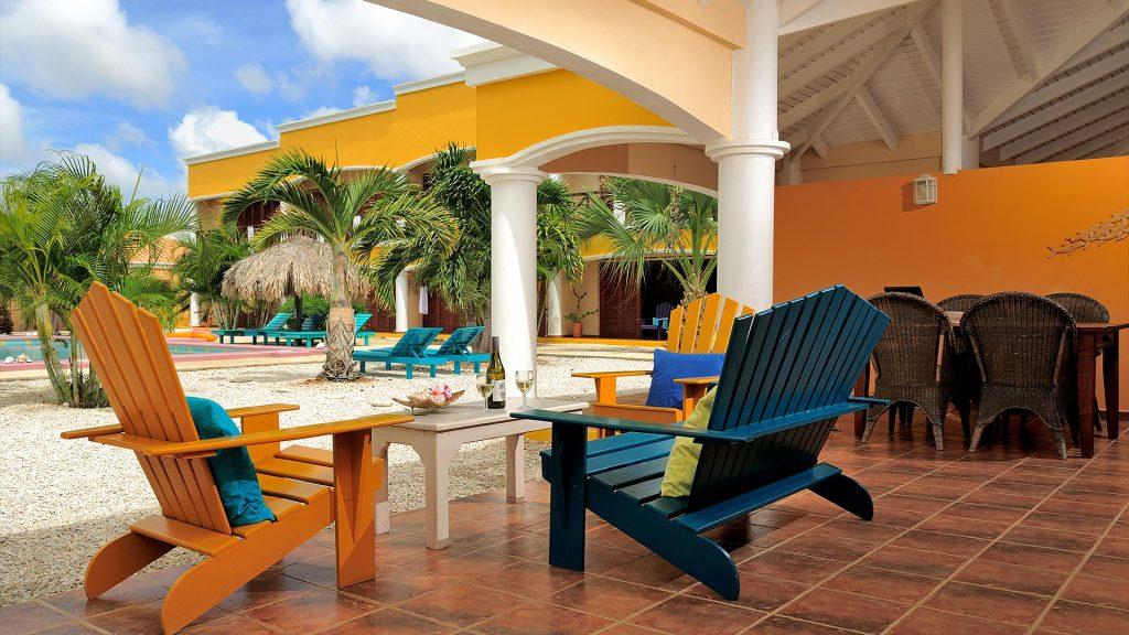 Voel je thuis bij Djambo Bonaire
