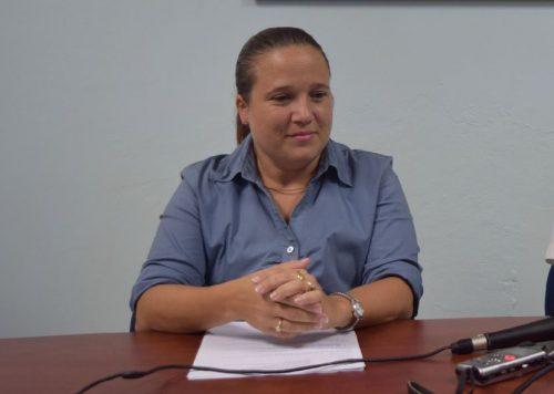 Nina den Heyer (foto BES-reporter)