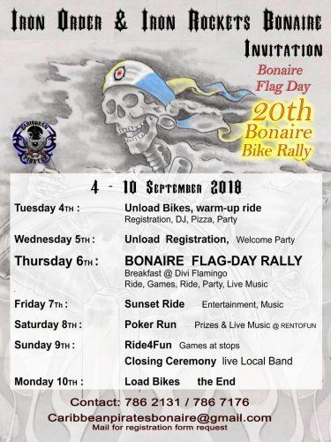Bonaire Bike Rally