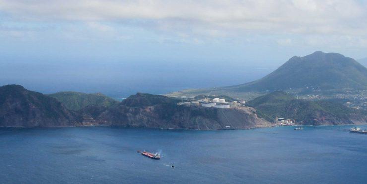 Sint-Eustatius gaat herbebossen, terwijl geiten het landschap kaalvreten