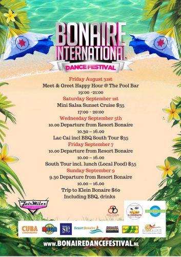 Bonaire Dance Festival