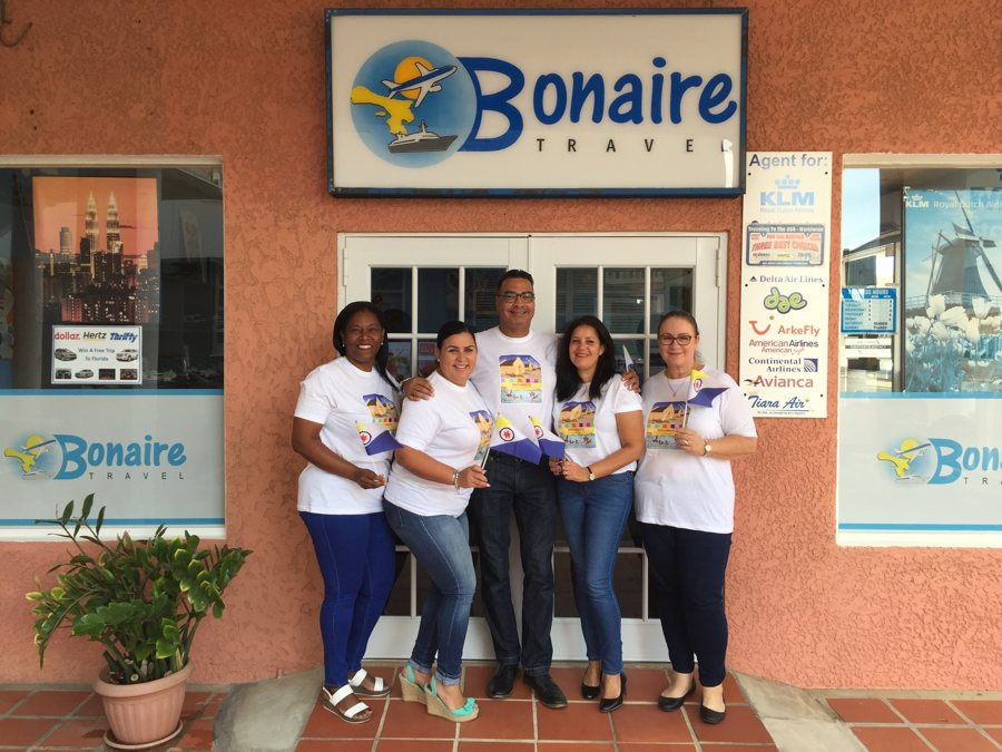 Reisbureau Bonaire Travel & Tours