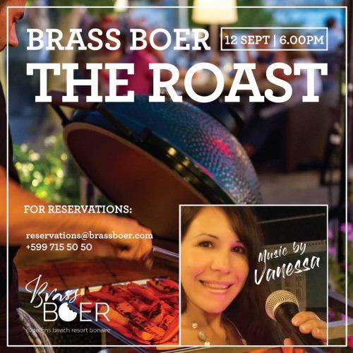 The Roast bij Brass Boer @ Delfins Beach Resort