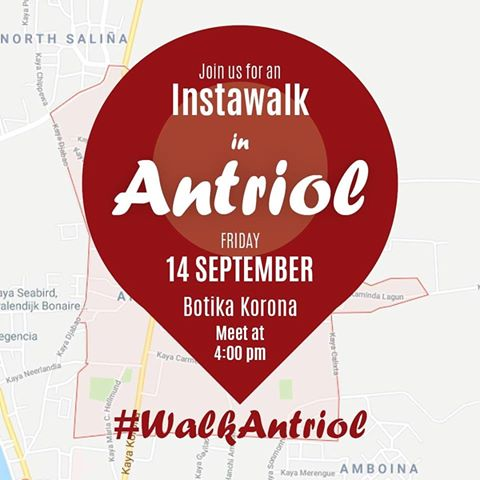 Instagram Walk Antriol @ Botica Korona