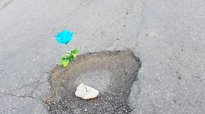 Actie tegen slechte wegen op Bonaire : Stand van zaken