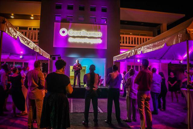 Officiële opening van Grant Thornton Bonaire