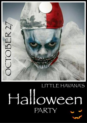 Halloween Party @ Little Havana