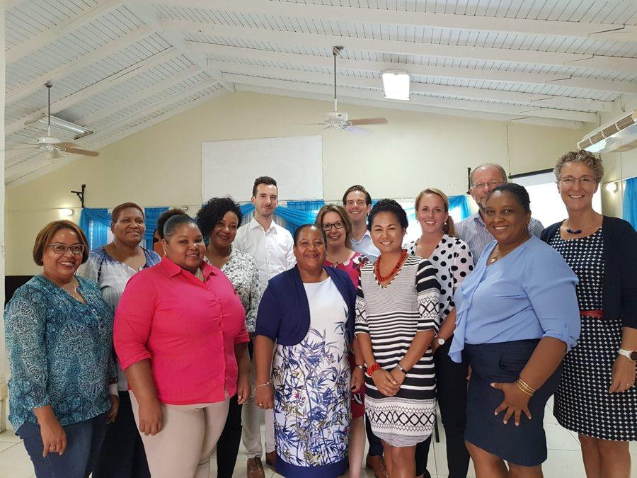 Sint Eustatius organiseert workshop over kinderopvang in Caribisch Nederland