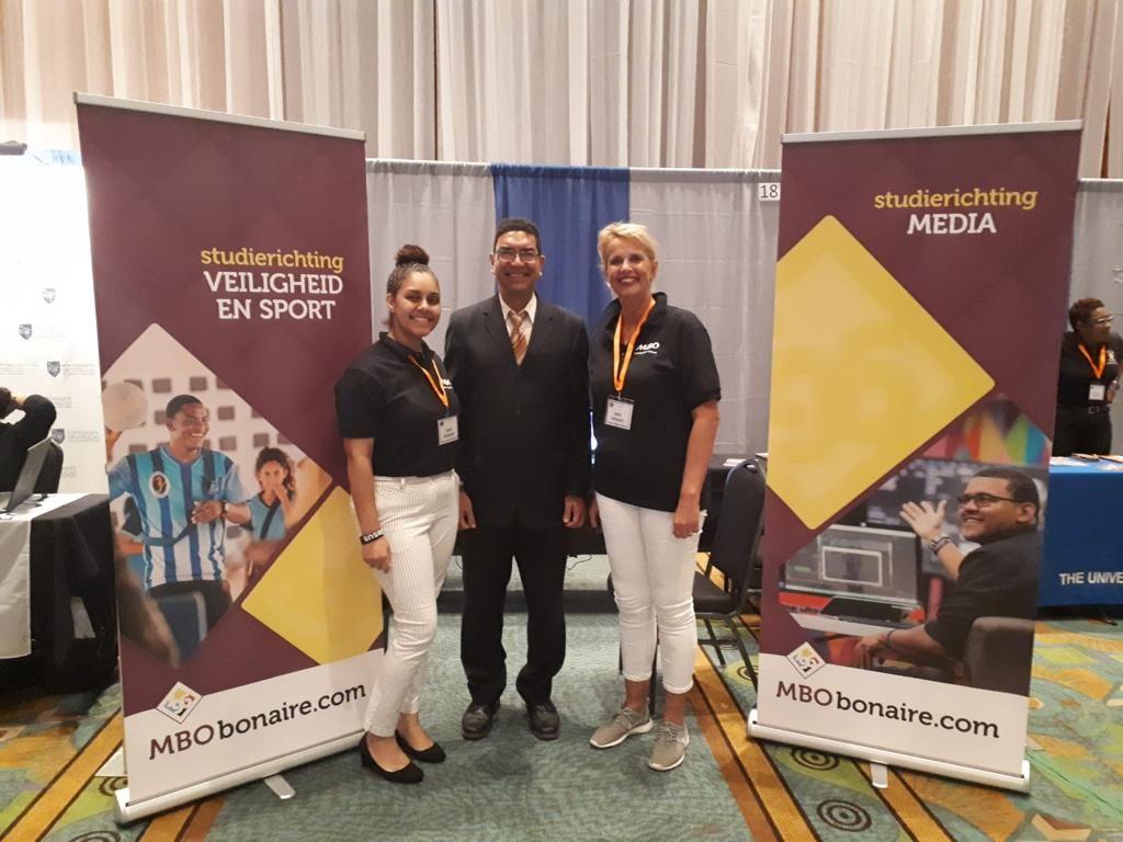 MBO Bonaire onderzoekt mogelijkheden voor studenten uit Aruba en Curaçao