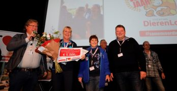 Peter Kerssemakers en Patrice Verschoor gekozen tot Dierenhulpverlener van het jaar 2018