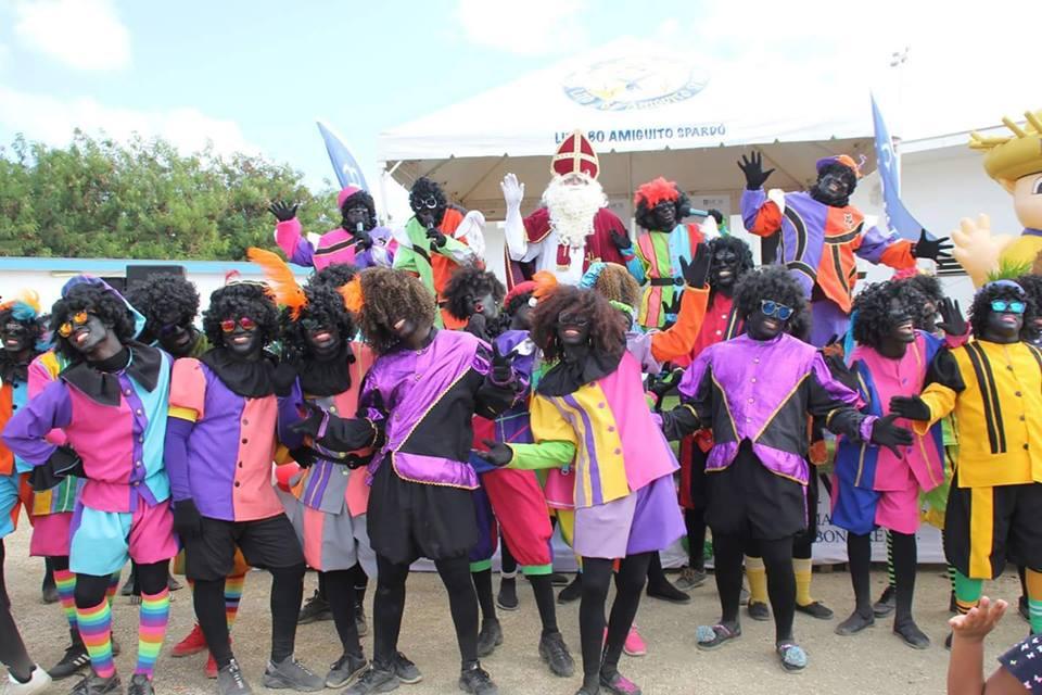 Geen sinterklaasintocht voor Bonaire
