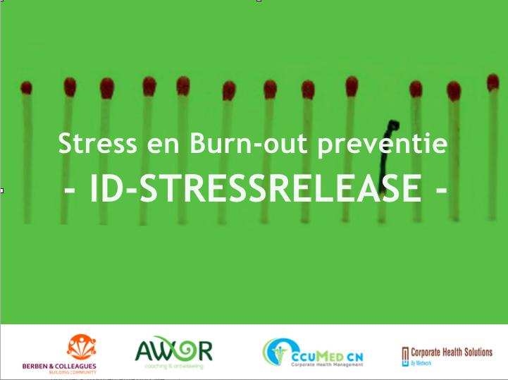 Informatiebijeenkomst 'ID-stressrelease'