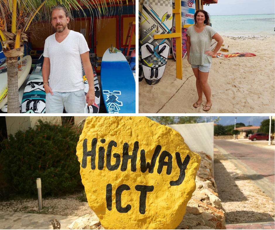 Highway ICT dé oplossing voor allround systeembeheer op Bonaire